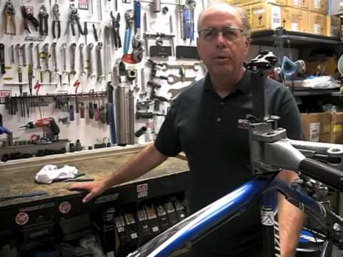 Carbon Fiber Bicycle Frame Care and Repair - PV Bicycle Center