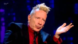 BBC banned Johnny Rotten in 1978 for telling the truth about Jimmy Savile