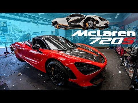 #RDBLA 2 OF THE MOST MODDED 720S MCLARENS, BILLIE EILISH CAR REPAIRS, CHEVELLE SS, 900HP GTR.