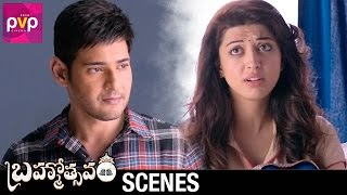 Pranitha Gets Admitted in Hospital | Brahmotsavam Movie Scenes | Mahesh Babu | Samantha | Kajal