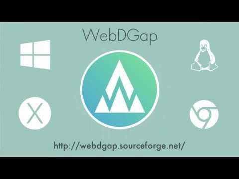 WebDGap: Easily create multi-platform desktop apps!