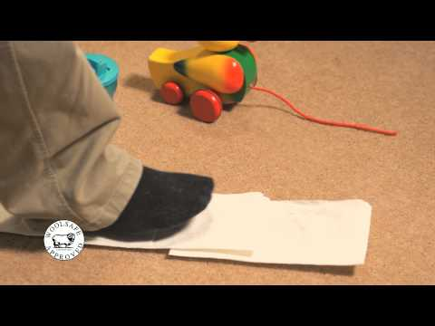WoolSafe   Juice Stain Removal