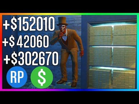 Download GTA 5 Online INSANE UNLIMITED MONEY & RP! Best Fast