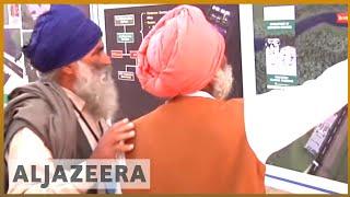 🇵🇰🇮🇳pakistan And India Break Ground On Visa-free Kartarpur Corridor | Al Jazeera English