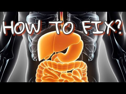 STRUGGLE with Distended STOMACH Ache, Pain or DISCOMFORT and Straining DIGESTIVE System? How To FIX?