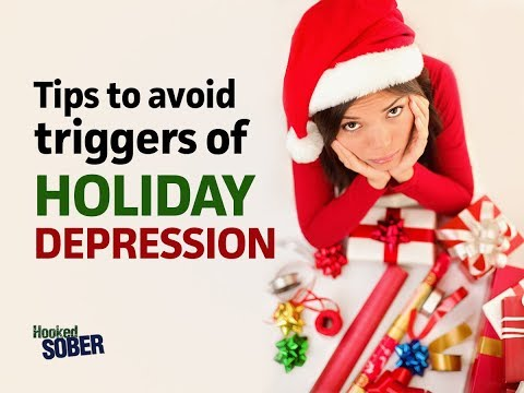 Tips to avoid triggers of holiday depression