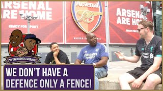 We Don't Have a Defence only a Fence! | Biased Premier feat The Kop TV