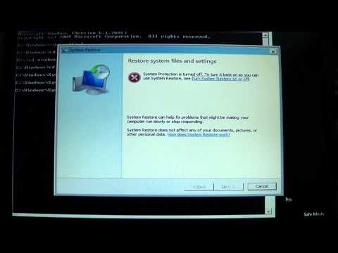 Fixit How to remove fbi rcmp police virus scam