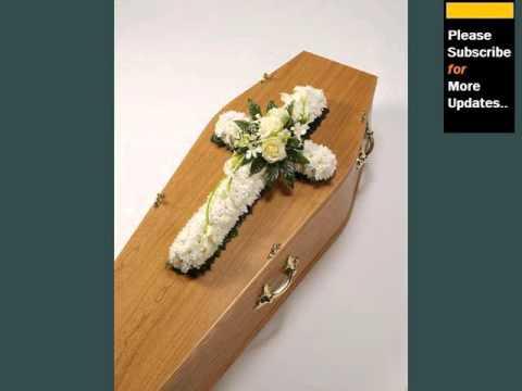 Funeral Flowers Cross | Funeral Crosses