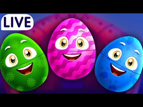 Xxx Mp4 ChuChuTV Surprise Eggs Old MacDonald Had A Farm Farm Animals Wild Animals More For Kids LIVE 3gp Sex