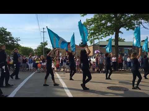 Muskegon Memorial Day parade 2018
