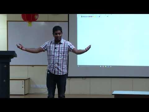 IBM Workshop on 29th March 2018 - Prof. Sudharshan, IIT Ropar