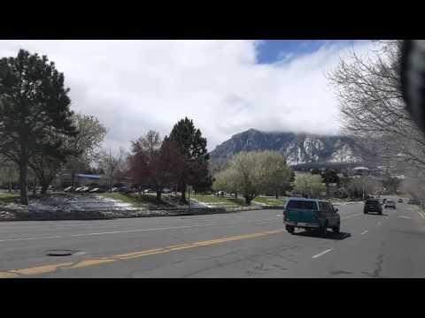 A short drive through SW Colorado Springs