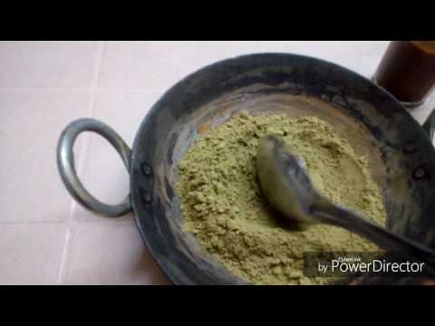 Henna Indigo paste for hairs
