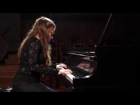 S. Rachmaninoff, Prelude No. 5 in G minor, Op. 23 played by Anastasia Rizikov