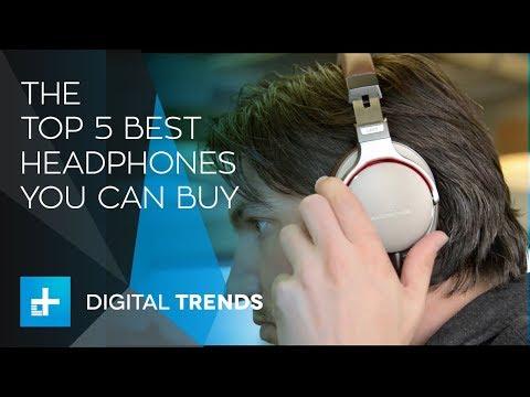 The 5 Best Headphones You Can Buy
