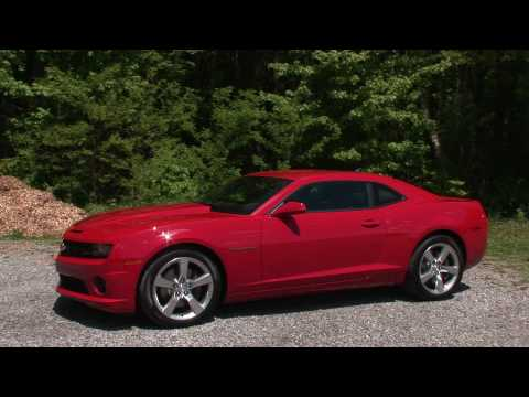 2010 Chevrolet Camaro SS manual - Drive Time Review