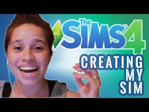 CREATING MY OWN SIM - The Sims 4 (Ep. 01) | BinGEE Gaming