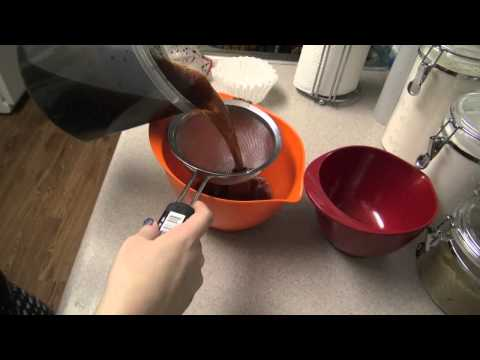 How to Make Cold Brew Coffee