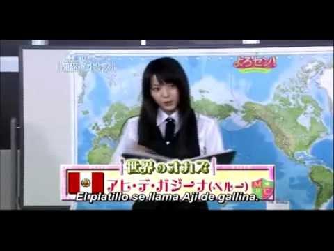 Xxx Mp4 AJI DE GALLINA PERUANO EN TELEVISIÓN JAPONESA 3gp Sex