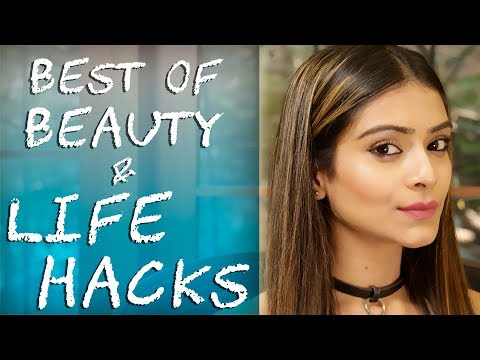 Best Of Life Hacks | Beauty Hacks | Makeup Hacks | Makeup Tutorial | Foxy Makeup Tutorials