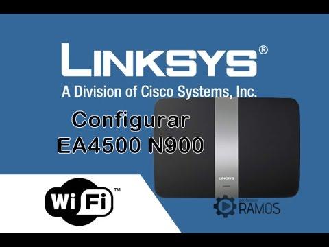 Como configurar o Roteador Linksys EA4500 N900 | http://professorramos.com