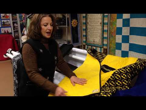 Quilting with Fleece