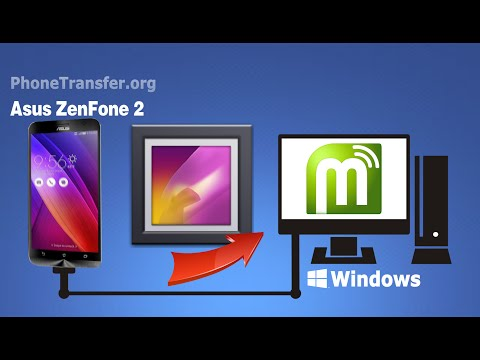 How to Backup Photos from Asus ZenFone 2 to Computer, Export ZenFone 2 Pictures to PC