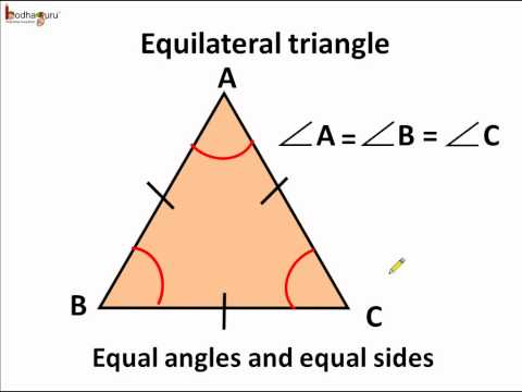Maths - How to find perimeter of equilateral triangle - English