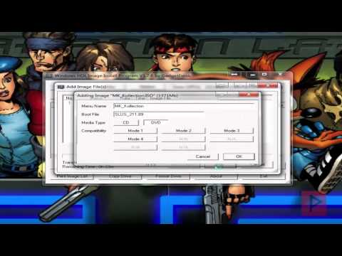 [How To] Install PS2 Games to Fat PS2 Hard Drive Using WinHIIP Tutorial