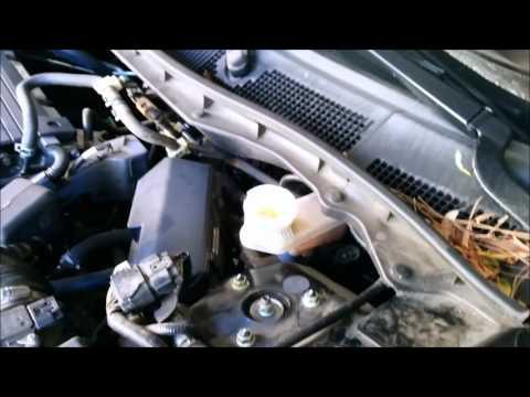 Honda Accord 8th generation 2008-2012 Brake fluid bleed