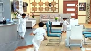 افتتاحية #شور_بيت4  مع أبناء سعد القحطاني البراء والمثنى والوليد