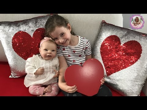 VALENTINE'S DAY IN THE NURSERY for Theme Thursday