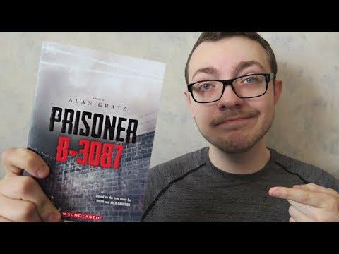 Prisoner B-3087 by Alan Gratz Book Review