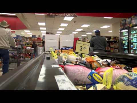 Grocery stores prepare for day before Thanksgiving