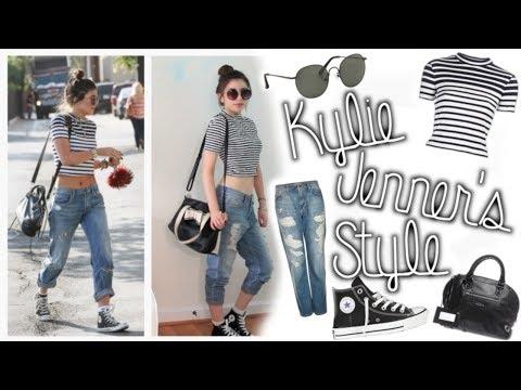 How To: Dress like Kylie Jenner + Makeup & Hair!