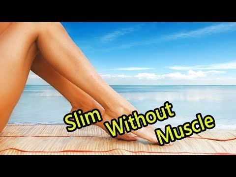 7 MINUTE WORKOUT TO SLIM YOUR LEGS FAST WITHOUT BUILDING MUSCLE
