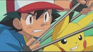 Pokemon Season 14 Episode 1 In The Shadow of Zekrom!
