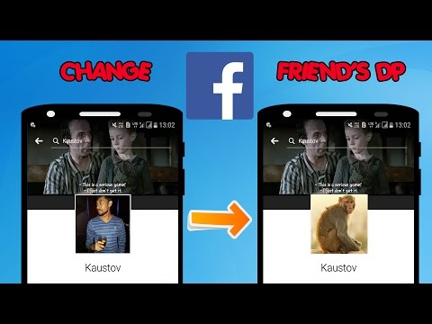 Change Your Friends Facebook Profile Picture Without Knowing Them   XperiMentals