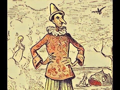 Ch. 10 - Pinocchio - by Carlo Collodi