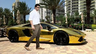 Prabhas Gold Cars Collection & Bike Collection 2018