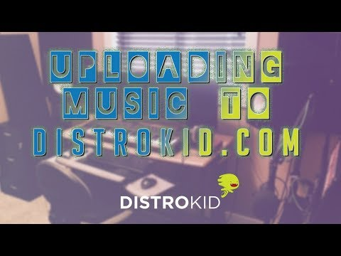 Online Music Distribution: Get your Music on Spotify, iTunes etc. with DistroKid.com