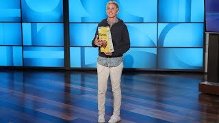 Ellen Kicks Off One Million Acts of Good by Doing Good for Studio Audience