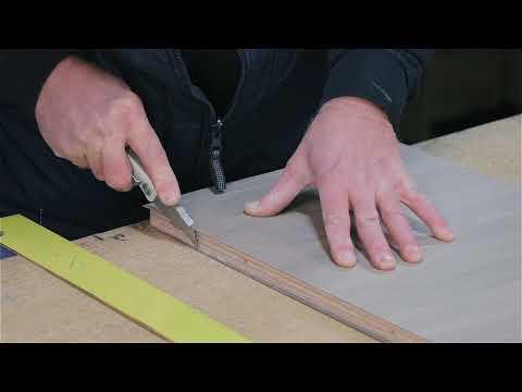 Tools for Trimming Veneer