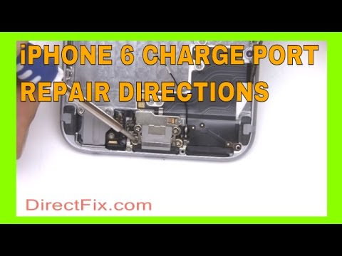 iPhone 6 Charge Port Replacement