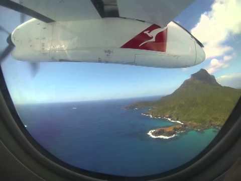 Lord Howe Island Takeoff