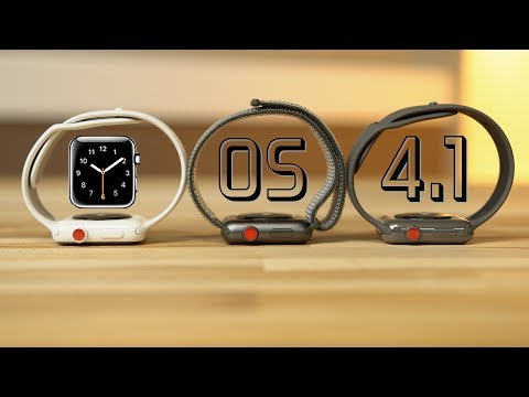 Apple Watch Series 3 gets LTE Music & Radio streaming with watchOS 4.1
