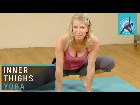 3 Yoga poses to Open the Inner Thighs