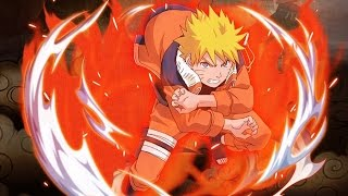 Naruto Nine-Tails Chakra Cloak - NARUTO Shippuden: Ultimate Ninja Blazing (JP)