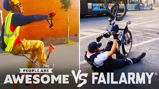 Bike Wheelies & More Wins Vs. Fails | PAA Vs. FailArmy!